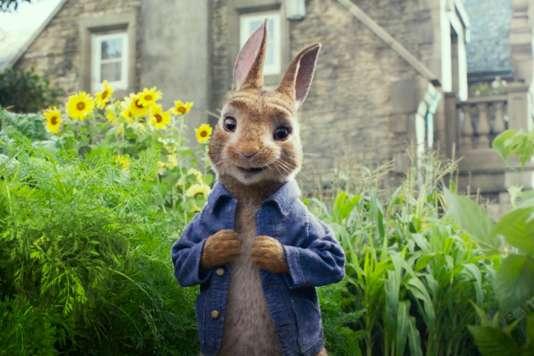 « Pierre Lapin», film d'animation britannique de Will Gluck.