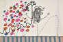 Le devin-plombier de Jacques Rouxel (extrait de story-board, série 1, 1968). Collection aaa production.