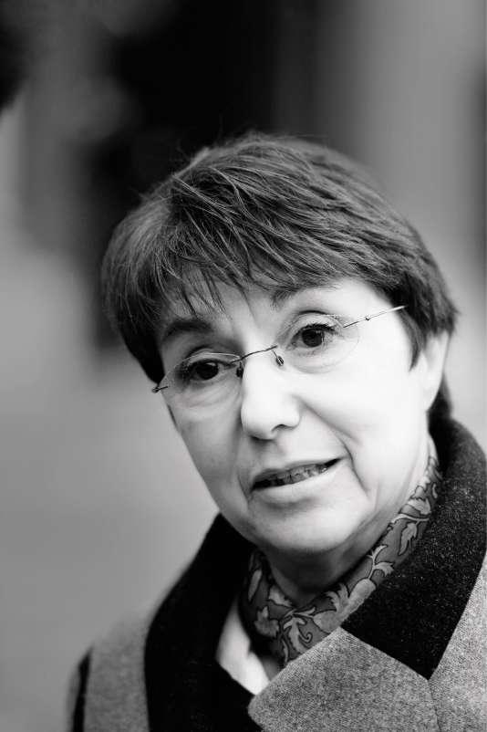 Catherine Arenou, médecin et maire de Chanteloup-les-Vignes.
