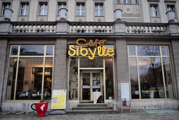 Uwe Radack, gérant du Café Sibylle depuis 2014, a été contraint à la fermeture, le 31 mars, après un différend avec son bailleur.