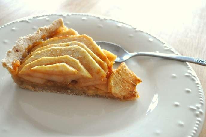 Faire une tarte aux pommes sans four