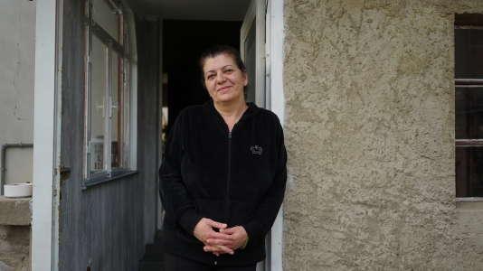 Anne Siebert, 55 ans, secrétaire à Ernestviller (Moselle).