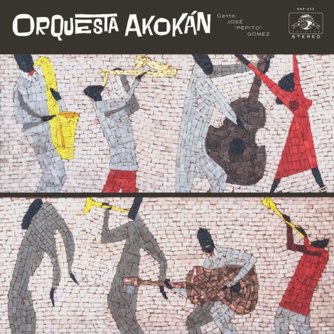 Pochette de l'album «Orquesta Akokan», d'Orquesta Akokan.