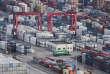 Dans le port de Shanghaï, le 29 mars.