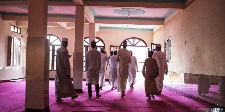 Une mosquée à Beni, dans le nord-est de la République démocratique du Congo, en avril 2016.