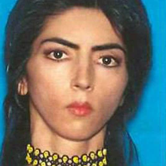 Nasim Najafi Aghdam, dans une photographie diffusée par la police de San Bruno.