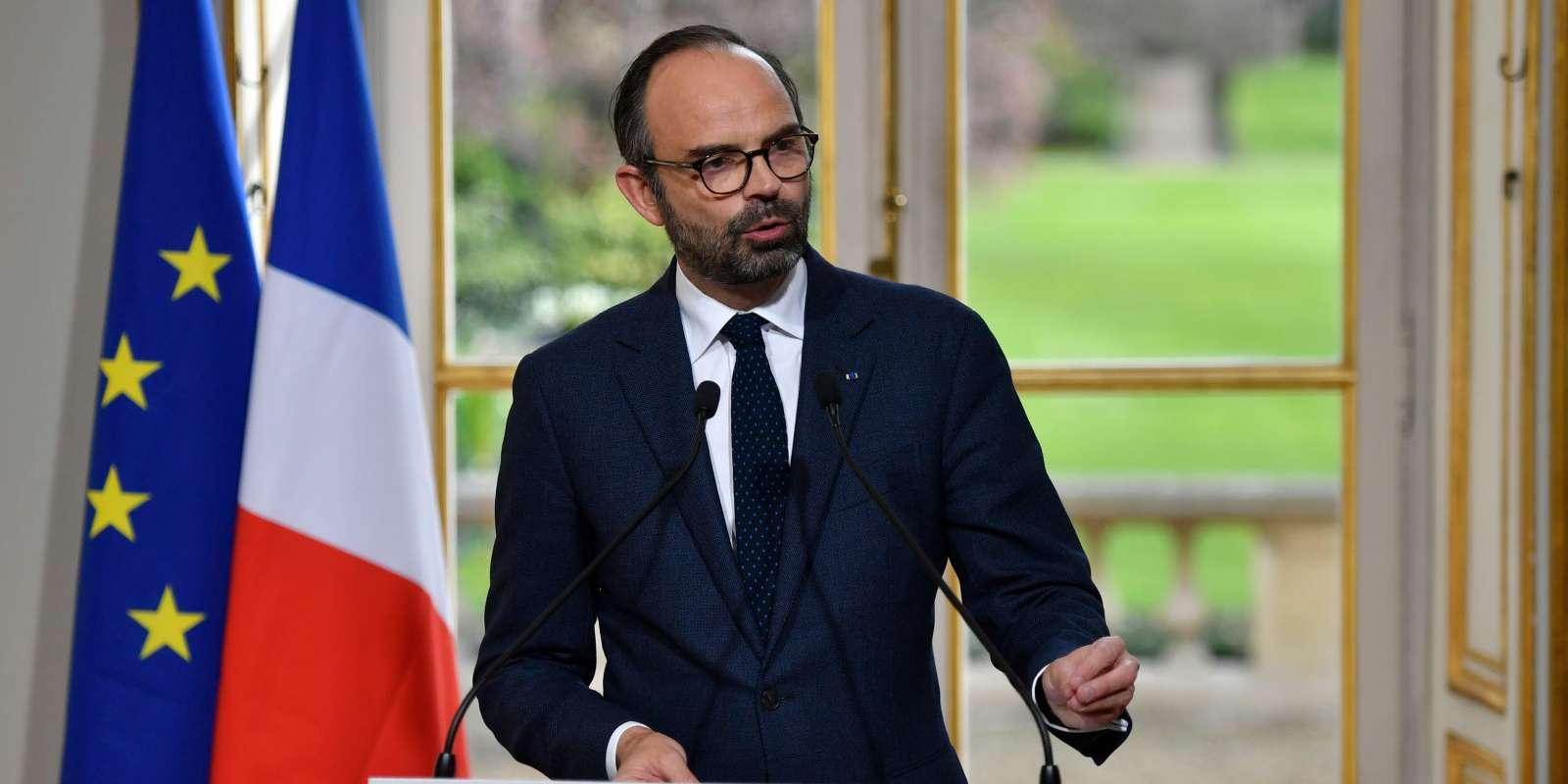 Le premier ministre, Edouard Philippe, a dévoilé la réforme des institutions mercredi 4 avril, à Matignon.