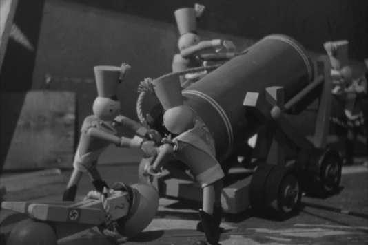 « La Révolte des jouets », films d'animation tchèques d'Hermina Tyrlova et Bretislav Pojar.
