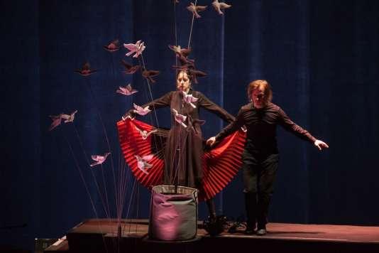 « La Conférence des oiseaux», de Michaël Levinas au Théâtre de l'Athénée à Paris.