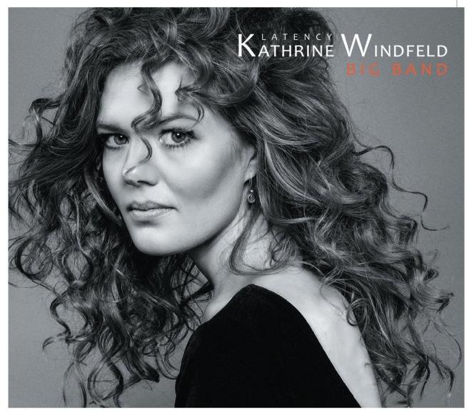 Pochette de l'album« Latency», deKathrine Windfeld.