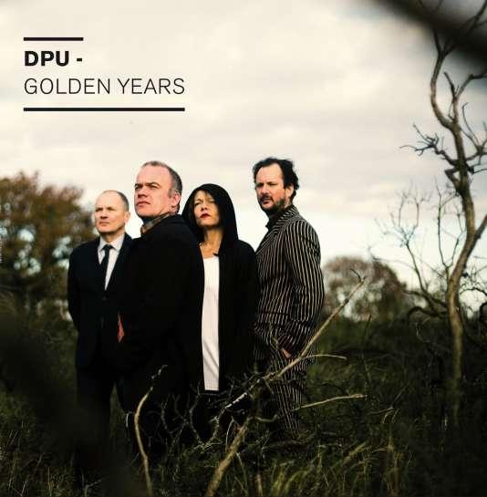 Pochette de l'album« Golden Years», de DPU.