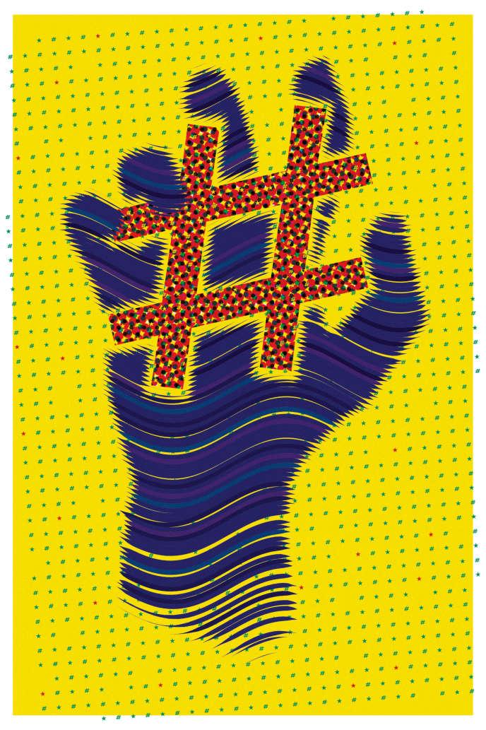 """« C'est avec le """"printemps arabe"""" qu'on a vu apparaître pour la première fois le «hashtivisme » ou hashtag activism."""