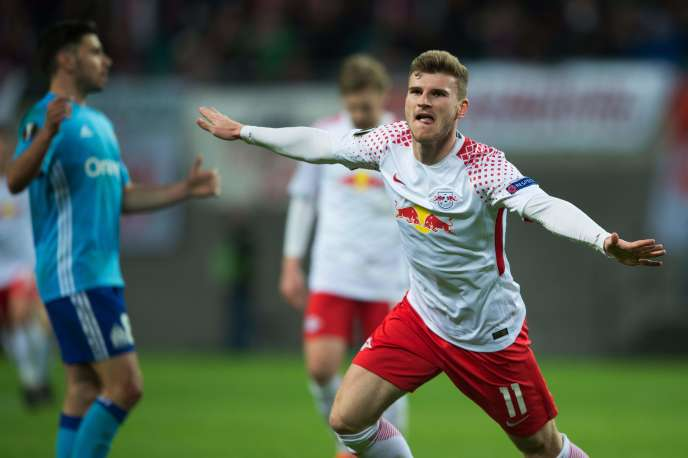 Timo Werner avait inscrit le but de la victoire de Leipzig au match aller.