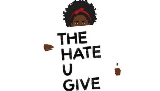 Détail de la couverture de« The Hate U Give».