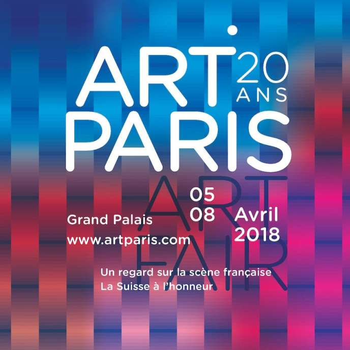 La foire Art Paris fête ses 20 ans au Grand Palais, jusqu'au 8 avril 2018.