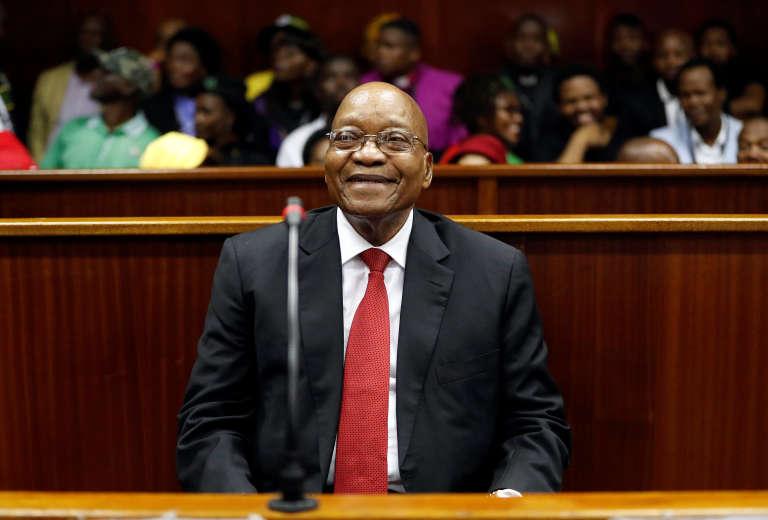 Le procès de Zuma reporté au 8 juin — Afrique du Sud