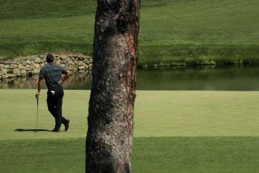 Tiger Woods, le 5 avril à Augusta.