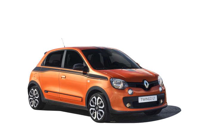 Renault Twingo essence.