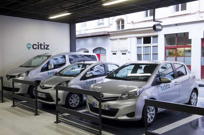 Chez Citiz, « il y a trois ans, 30 % de nos clients étaient des professionnels, ils sont aujourd'hui 40 % », assure Jean-Baptiste Schmider, fondateur et directeur du réseau