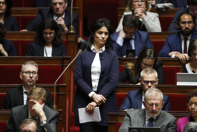 Pour l'élue LRM Sonia Krimi (ici en décembre 2017 à l'Assemblée nationale), « le silence de la France sur ce sujet a été honteux ».