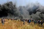 Deux Palestiniens ont été tués, vendredi 6 avril, par des balles tirées par des soldats israéliens à la frontière entre Israël et Gaza.