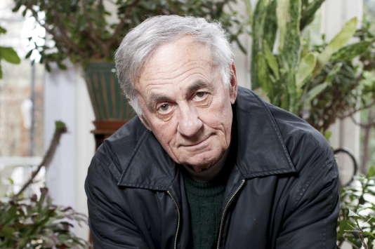 Jacques Testart, le «père scientifique» du premier bébé-éprouvette français, Amandine, née en 1982.