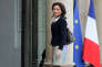 La secrétaire d'Etat à l'économie Delphine Gény-Stephann, le 26 mars à l'Elysée.
