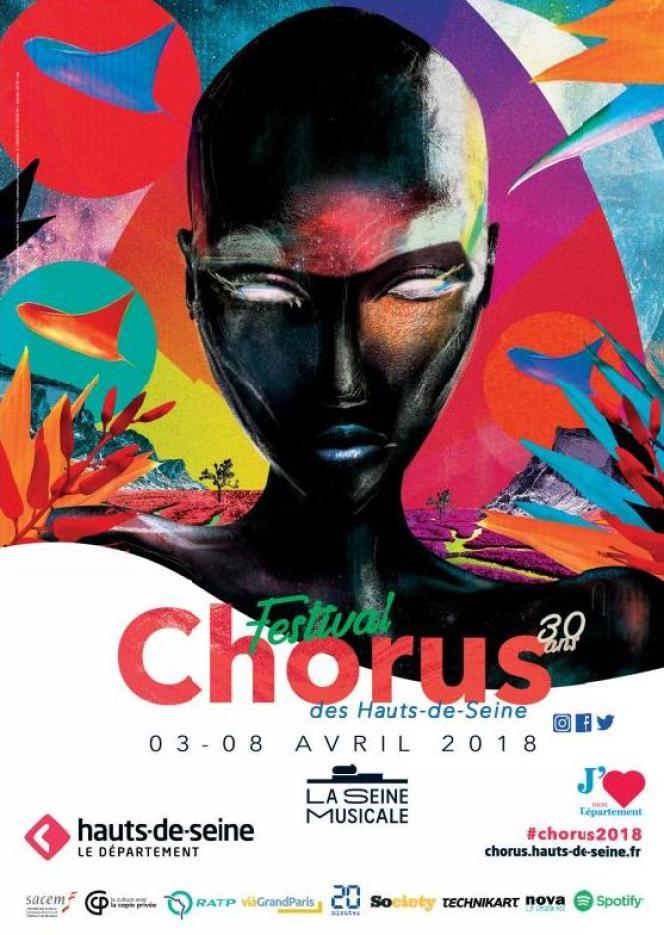 Affiche du festival Chorus.