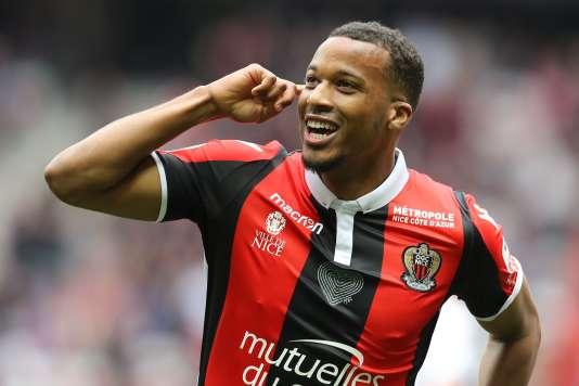 L'attaquant Alassane Plea est le joueur incontournable de l'OGC Nice, auteur de l'unique but face à Rennes, le 8 avril à domicile.