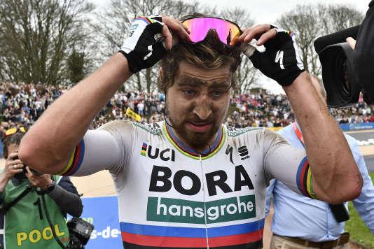 Peter Sagan a devancé au sprint le Suisse Silvan Dillier.