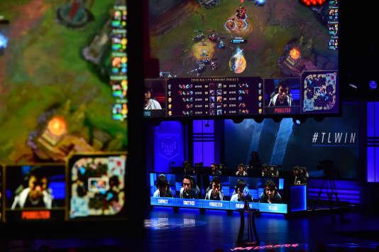 « League of Legends» est l'un des jeux vidéo les plus populaires parmi les amateurs d'e-sport.