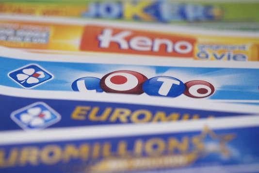 La Française des jeux pourrait être privatisée.