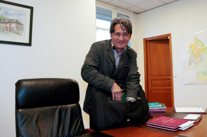 Richard Trinquier, maire de Wissous, avait été renvoyé des Républicains en 2017.