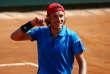 Lucas Pouille bat l'Italien Fabio Forgnini le 8 avril et permet à la France d'accéder aux demi-finales de la Coupe Davis en septembre.