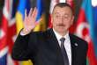 Ilham Aliev à Bruxelles le 24 novembre 2017 pour le sommet du partenariat oriental.