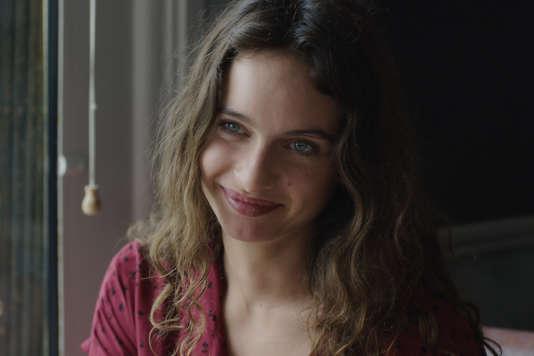 Clara Ponsot dans« Du soleil dans mes yeux», de Nicolas Giraud.