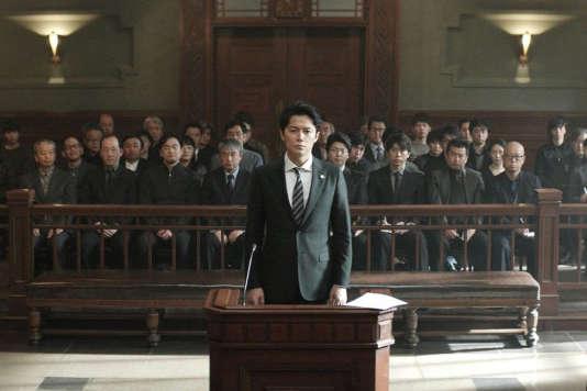 Masaharu Fukuyama dans« The Third Murder», d'Hirokazu Kore-eda.