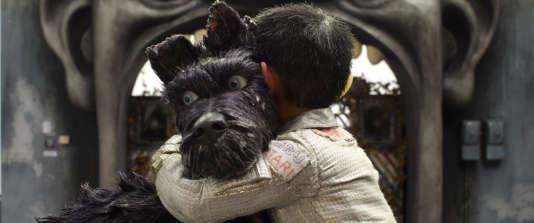« L'Ile aux chiens » (« Isle of Dogs »), un film d'animation signé Wes Anderson.