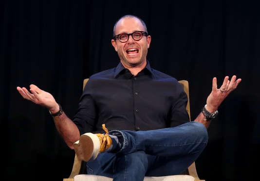 Damon Lindelof, créateur de «Lost», lors d'un festival à Hollywood en 2017.