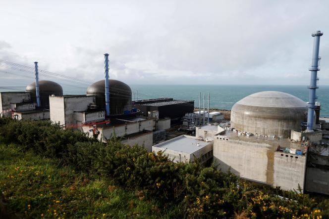 «Face à ces enjeux, on assiste à un jeu de dupes où chacun se défausse» (Centrale nucléaire de Flamanville, en 2016).