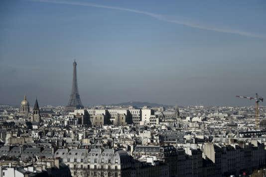Paris, en mars 2017.