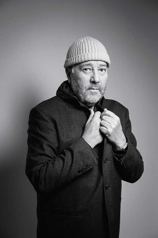 Le designer Philippe Strack.