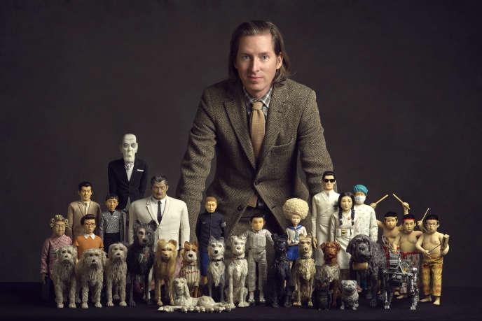 """Résultat de recherche d'images pour """"Wes Anderson chiens"""""""