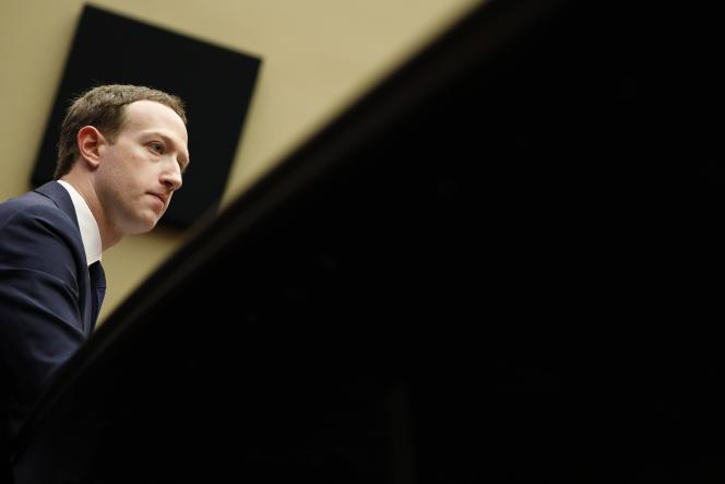 Mark Zuckerberg a témoigné devant le Congrès américain en avril.