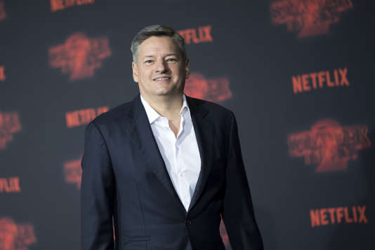 Le directeur des contenus de Netflix, Ted Sarandos, en octobre 2017, à Los Angeles.