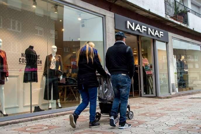 dd30f16d6f935c Vivarte cède Naf Naf à un consortium chinois
