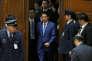 Le premier ministre japonais Shinzo Abe, le 11 avril à Tokyo.