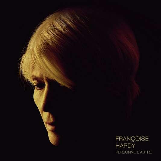 Pochette de l'album«Françoise Hardy», de Françoise Hardy.