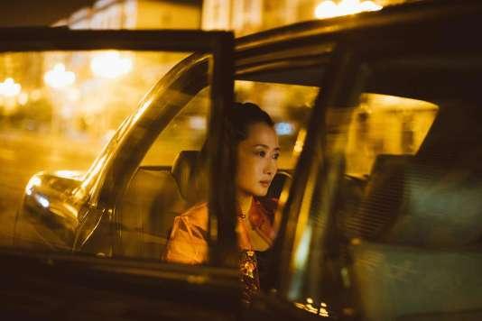 Zhao Tao dans «Ash Is Purest White», de Jia Zhang-Ke, en compétition au 71e Festival de Cannes.