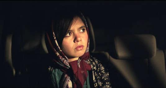 Une image de «Three Faces», de Jafar Panahi, en compétition au 71e Festival de Cannes.